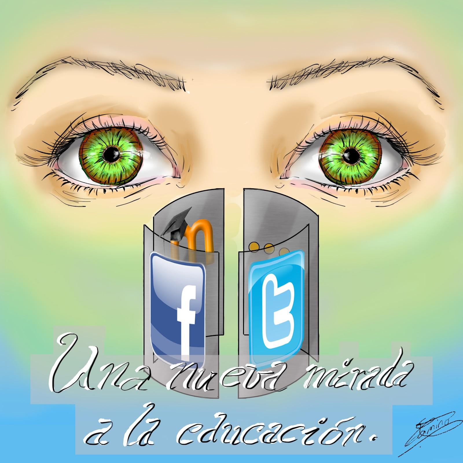 arteforart  facebook y twitter vs moodle  el trabajo
