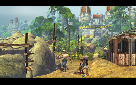 The Settlers Rise of an Empire Screenshots