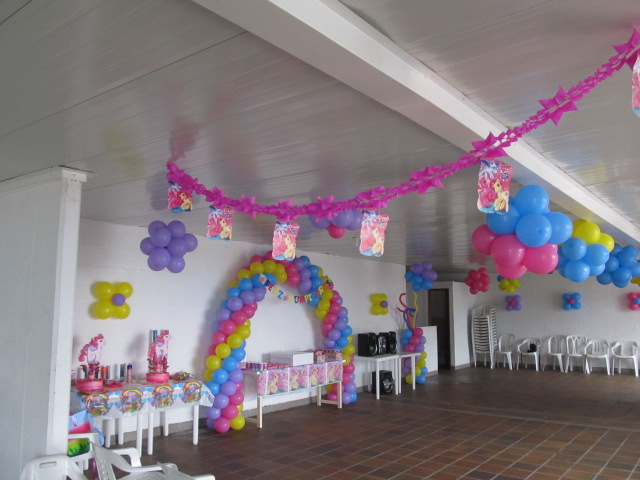 Decoraciónes de fiestas de my little pony - Imagui