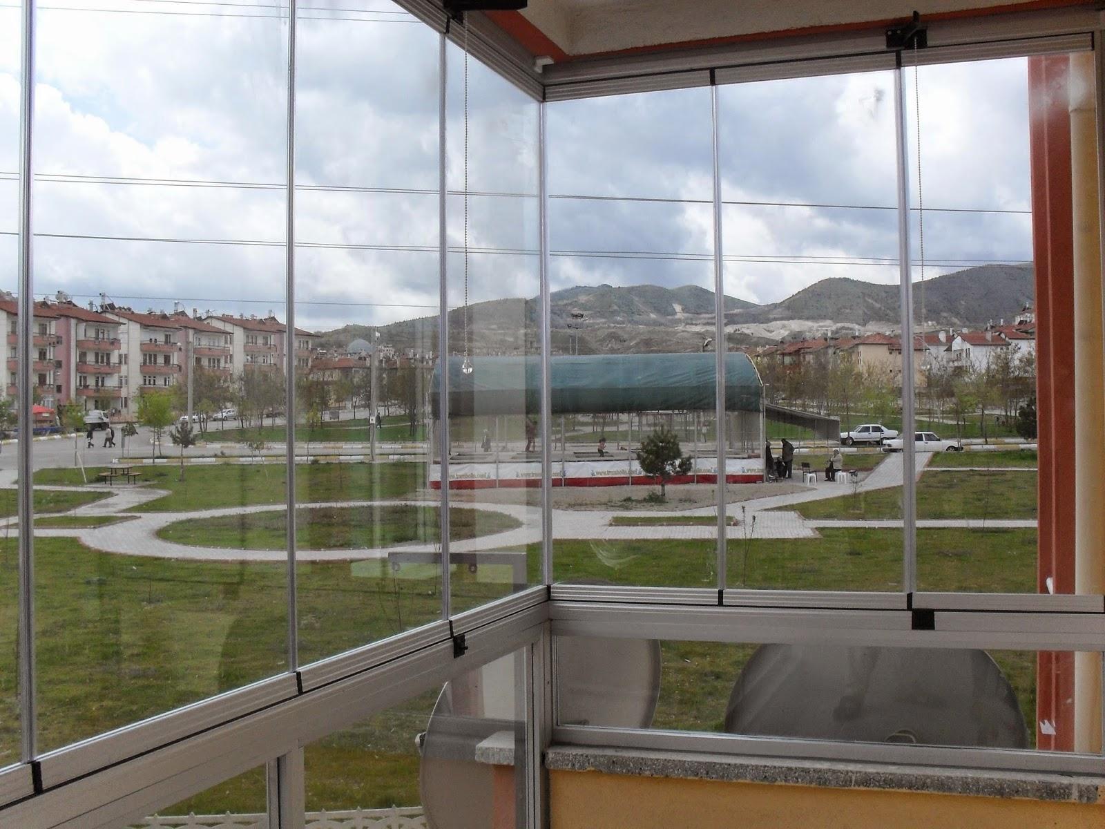 Kayseri cam balkon fiyatları