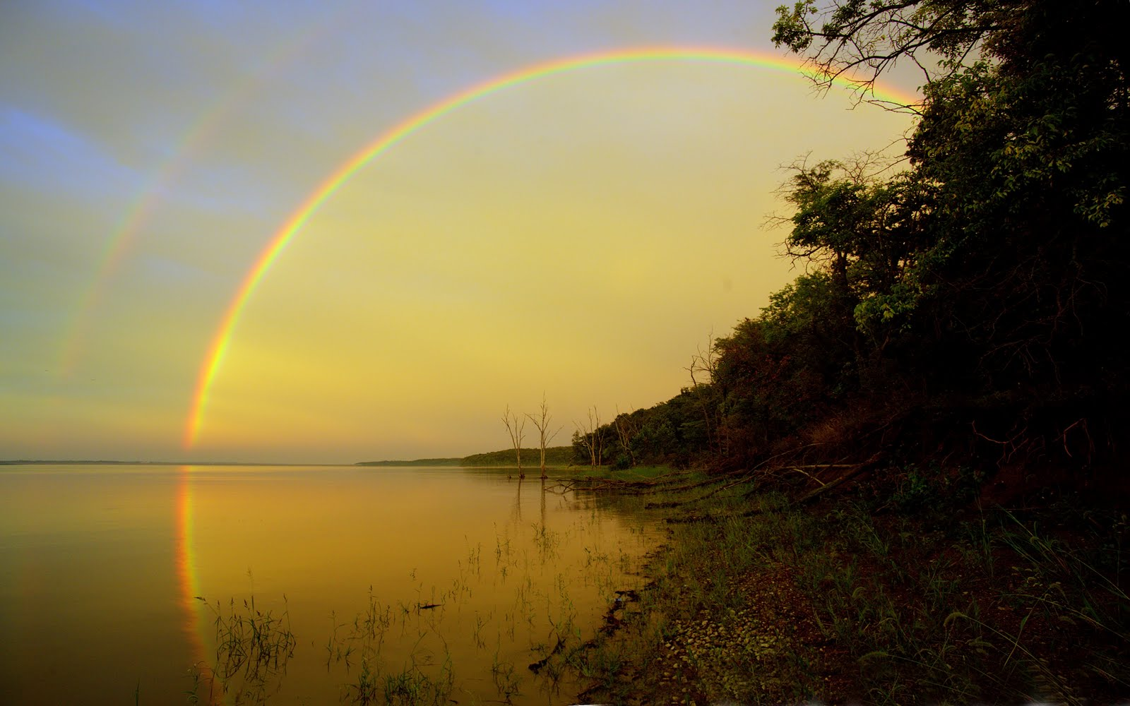 hd rainbow wallpapers | hd nature wallpapers