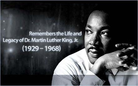 Martin luther king jr death and birth