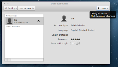 Pear Linux auto login
