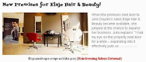 New Premises for Elaje Hair & Beauty!
