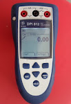 DRUCK 812 RTD CALIBRATOR &amp; LOOP CALIBRATOR