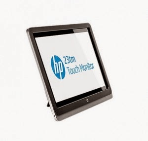 Snapdeal: Buy HP Pavilion 23tm 23-inch Diagonal Touch Monitor at Rs. 14,999 only