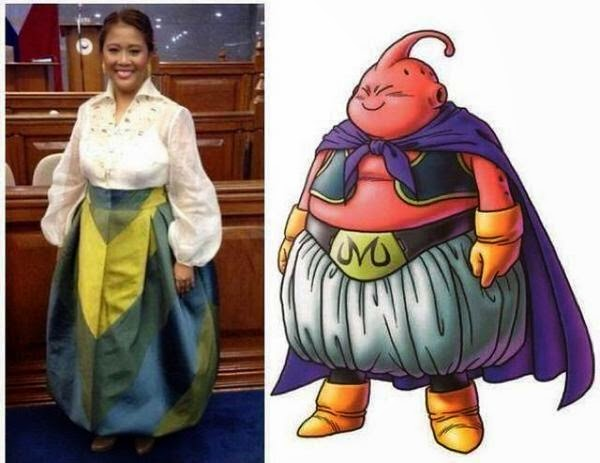 Nancy Binay meme 2