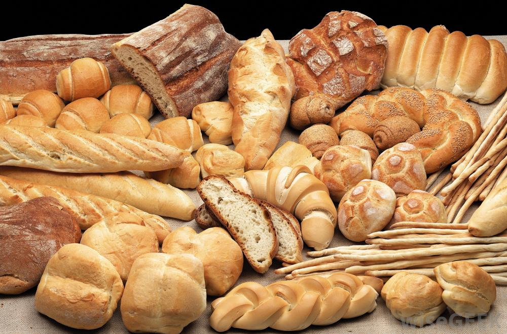 how many different bread are there