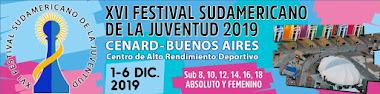 XVI Festival Sudamericano de la Juventuds 2019