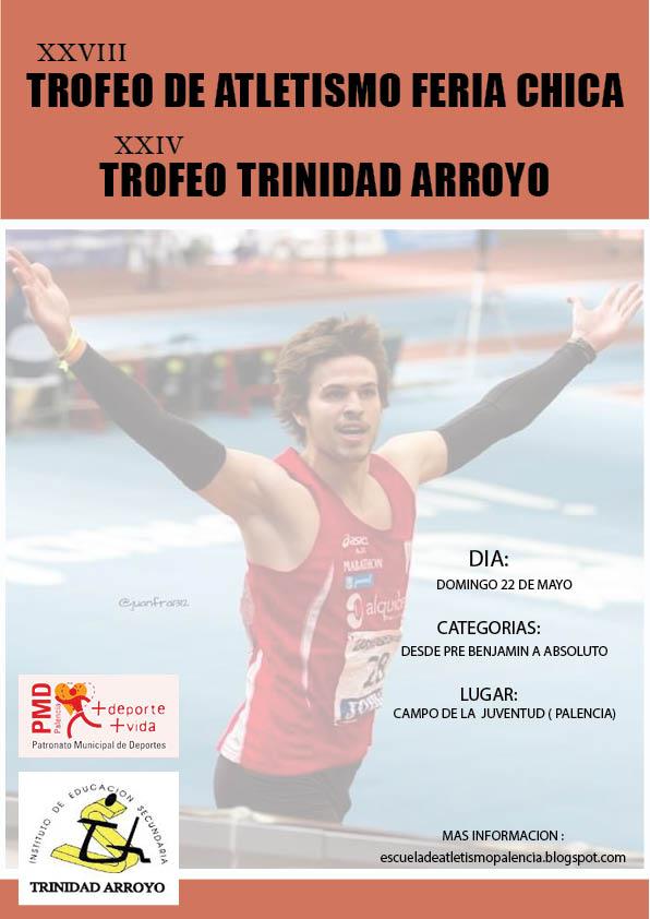 TROFEO FERIA CHICA Y TRINIDAD ARROYO