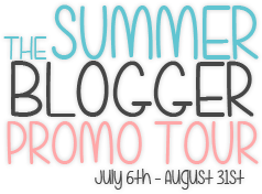 The Summer Blogger Promo Tour
