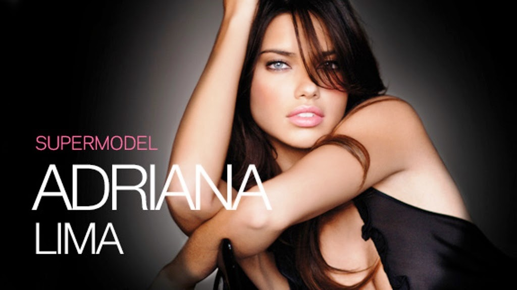 Victoria's Secret Angel Adriana Lima