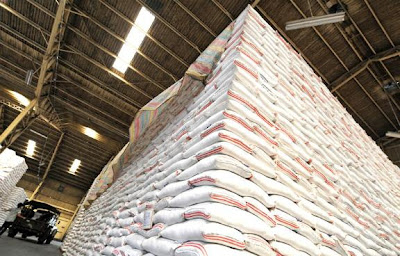 Moçambique: Polícia recupera 50 toneladas de arroz desviadas do porto da Beira