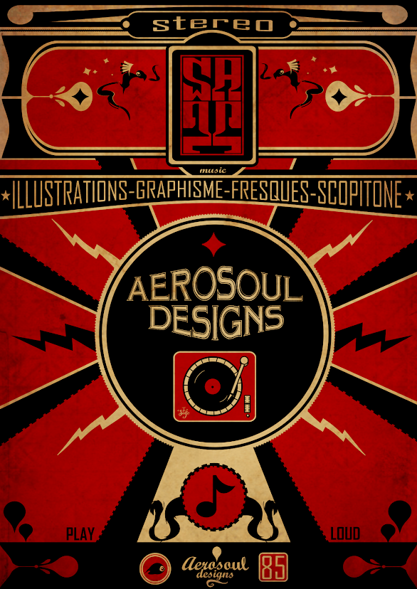 AEROSOUL DESIGNS