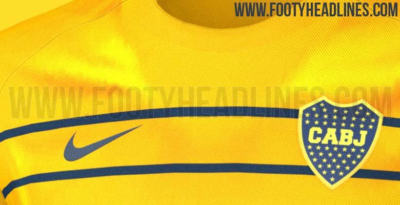 Se filtra el diseño Nike de la nueva camiseta suplente de Boca Juniors