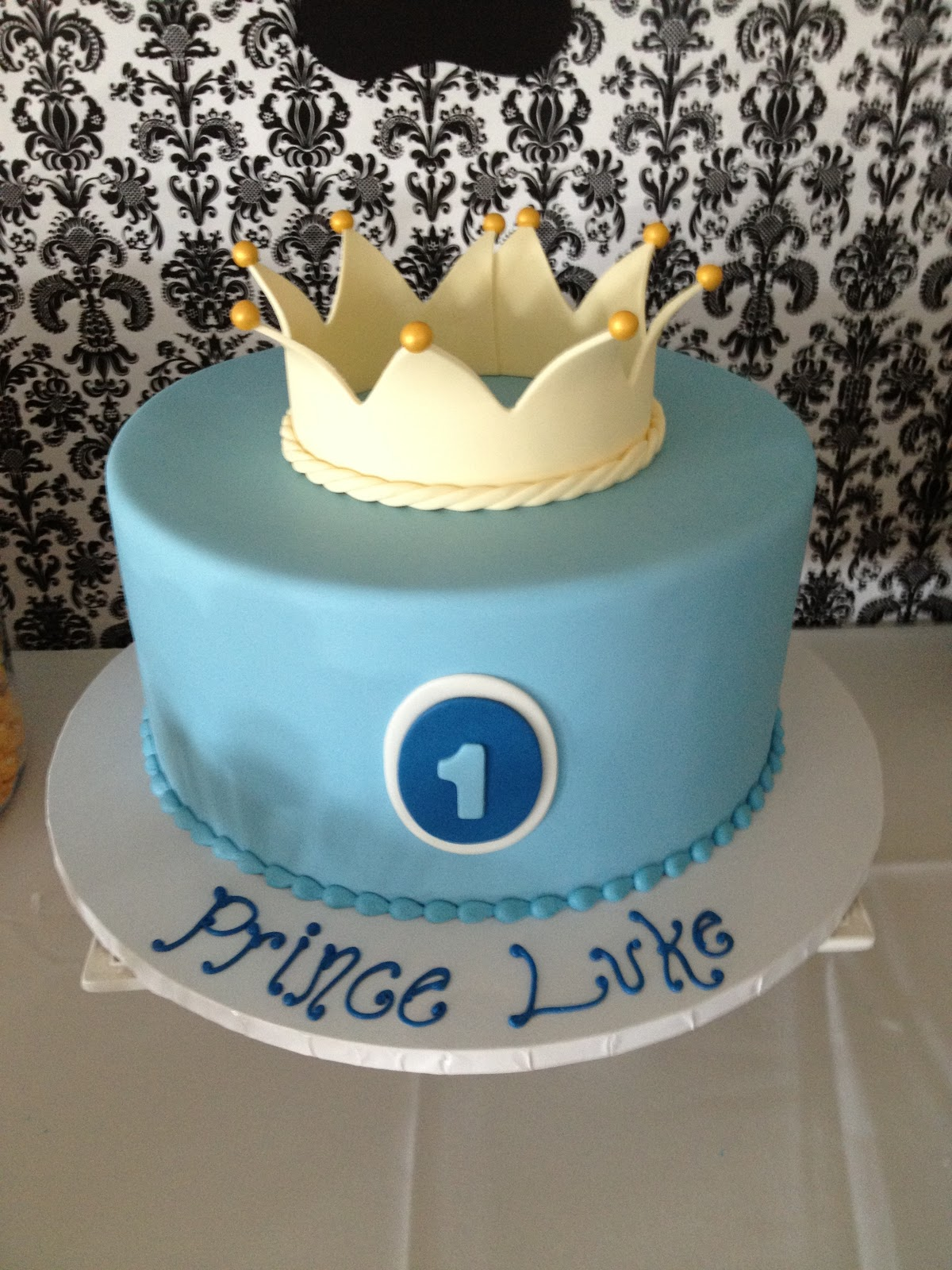Discontinued Royal Prince Cake Ideas and Designs