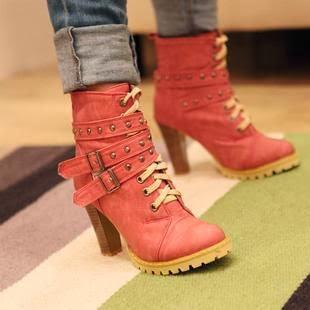 2014 Moda Bayan Kışlık Ayakkabı Modelleri