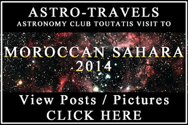 Read post series on Astronomy trip in the Sahara, Southern Morocco.