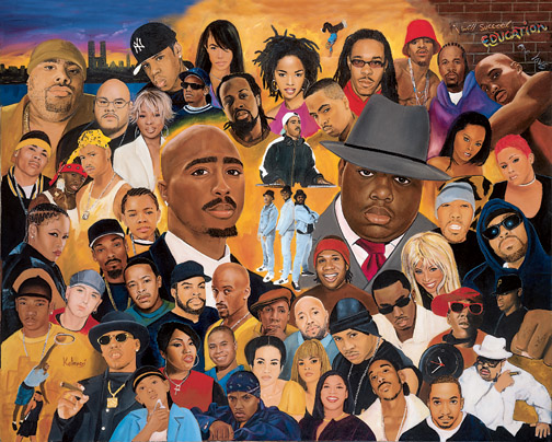 Mystery of a Beautiful World: Hip Hop Culture