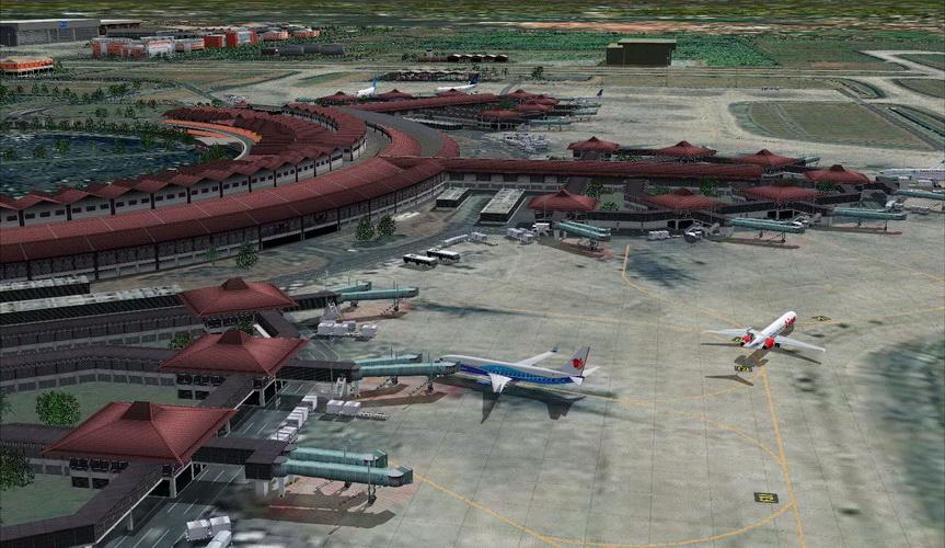 Soekarno - Hatta Airport
