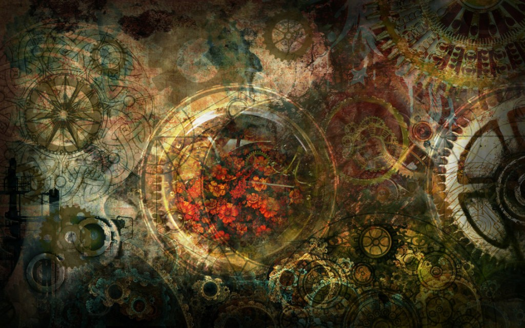 Steampunk By DreamSteam Computer Wallpapers