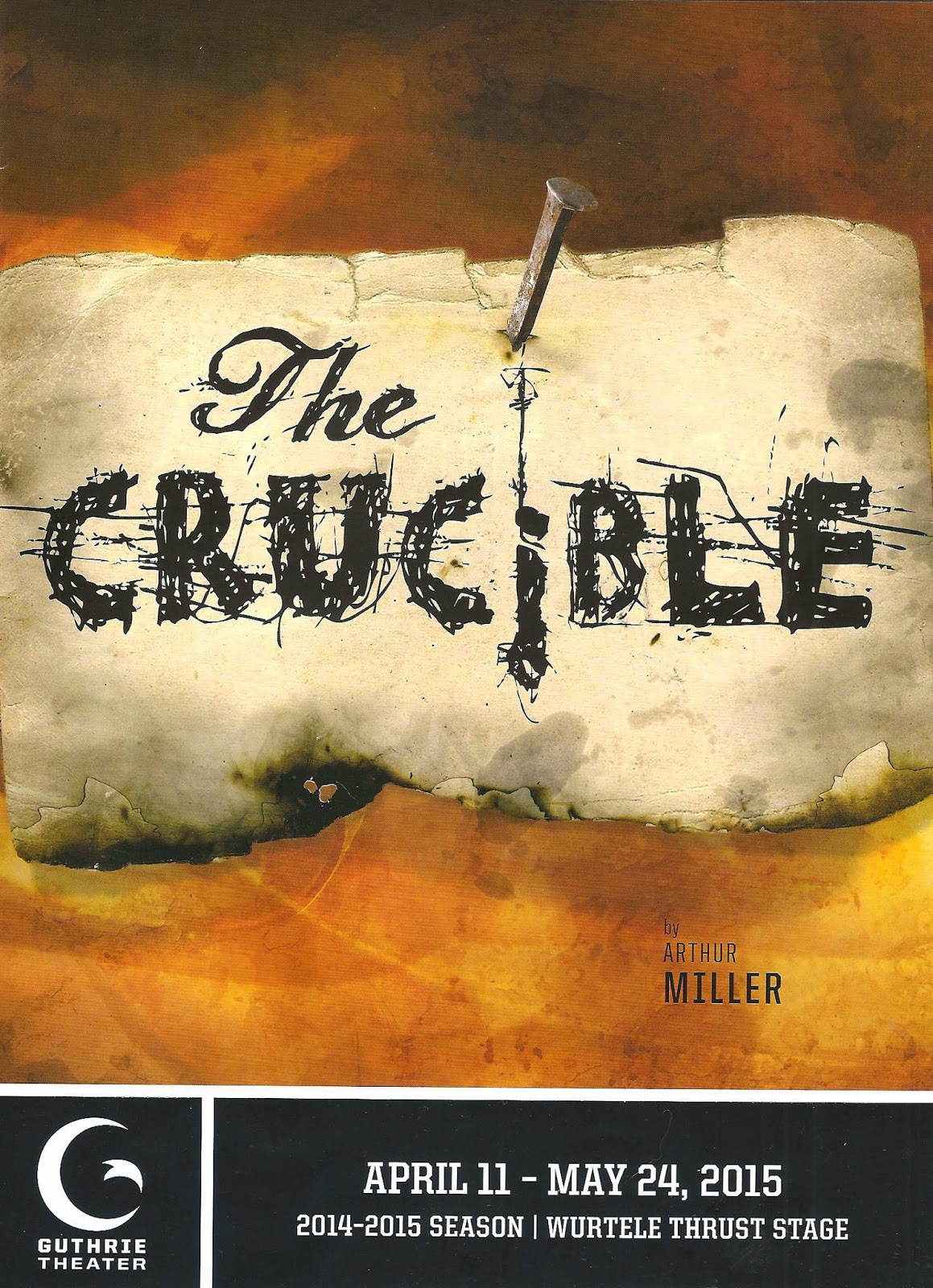 the good versus evil in the crucible by arthur miller Undeniably, the crucible is a play demonstrating good vs evil the principal characters, abigail williams, john proctor, ann putnam and marry warren all contain in these elements of good and bad the drama contained many scenarios of good versus bad, and the personalities that normally owned these feelings and goals.