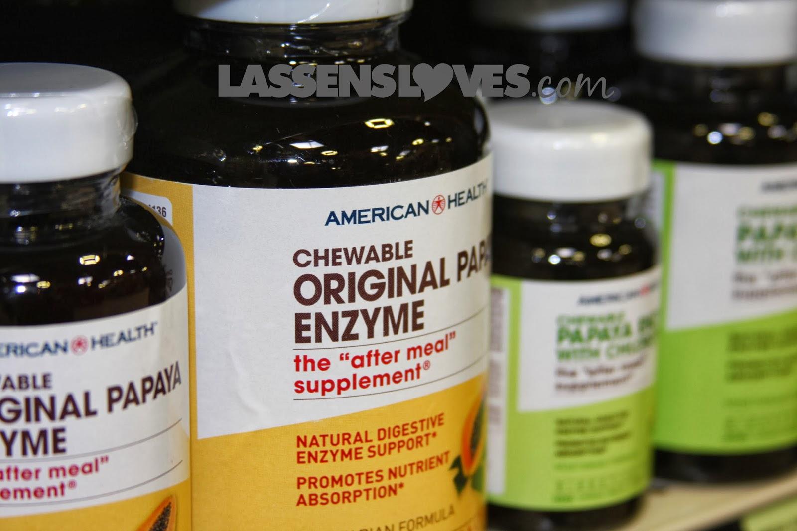 papaya+enzymes
