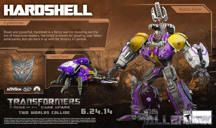 Download Transformers The Rise of Dark Spark
