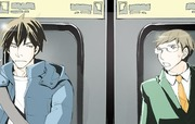 Let's Take the Train Together, Shall We? Manga