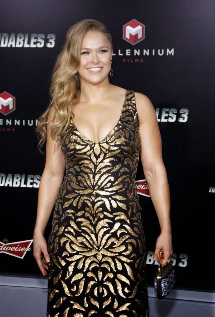 Ronda Rousey Actress T...