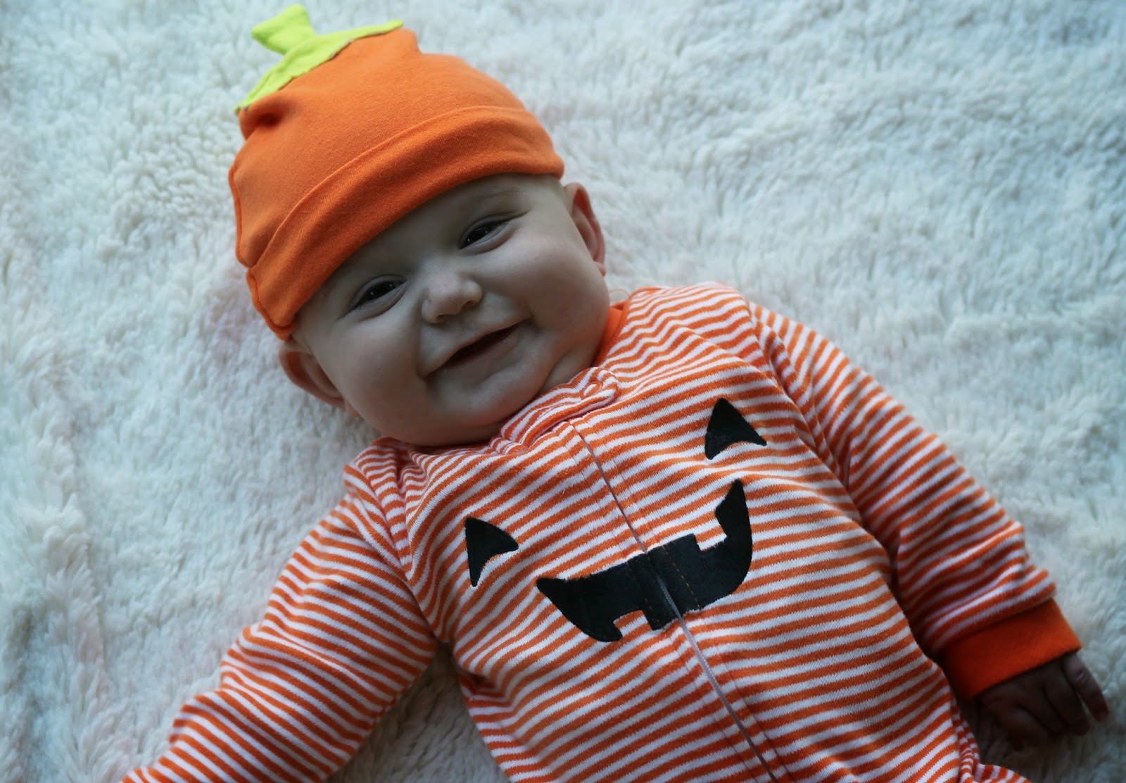 Carolina Charm: Little Ghosts & Goblins Halloween Pajama Party