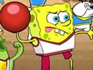 Sünger Bob Top Savaşı Oyunu