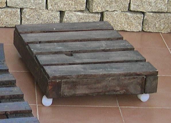 Hazte unos muebles de palets taringa for Como hacer una valla con palets