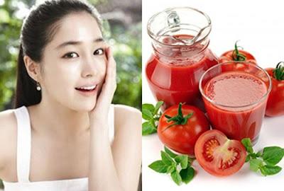 thực phẩm chống lão hóa da tốt nhất từ cà chua