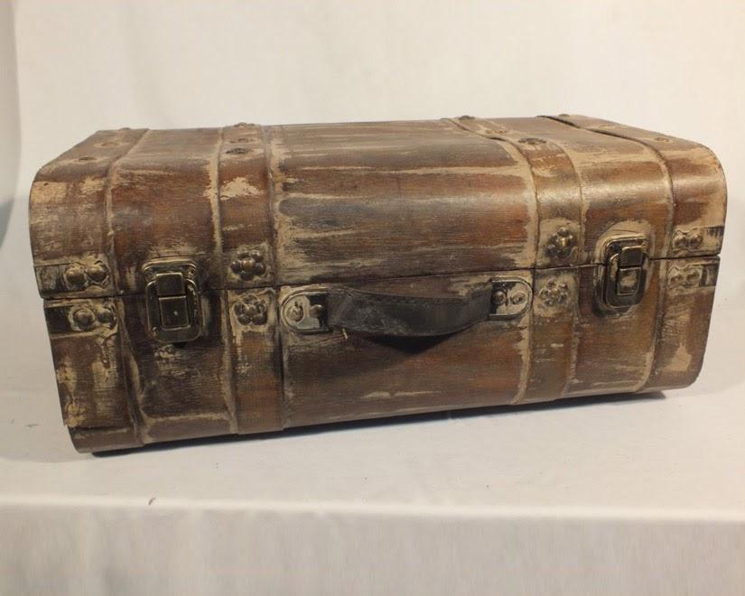Vintage koffer kis méretben