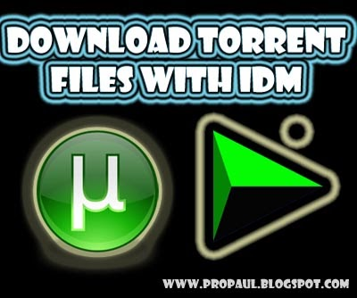 torrent file direct download with idm