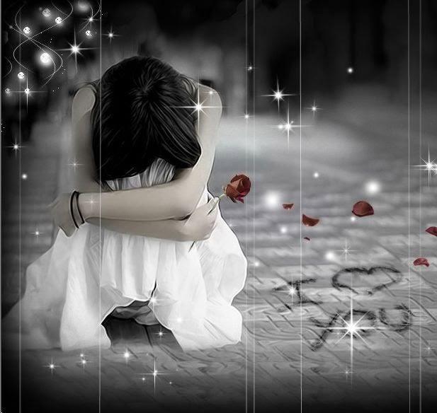 Ảnh Avatar buồn cô đơn thất tình đầy tâm trạng cho nữ