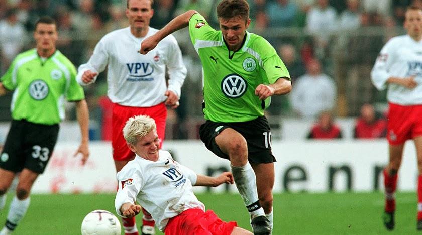 Krzysztof Nowak Pami Tna 10 Vfl Wolfsburg