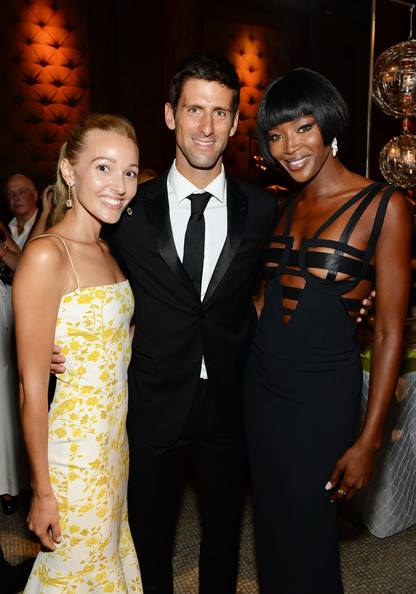 Novak Djokovic Foundation Gala New York City 2013
