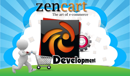Zen cart development