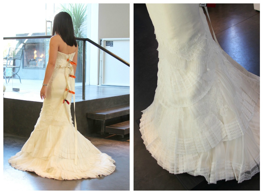 Used Vera Wang Wedding Dresses 74 Vintage Audrey