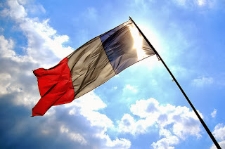 French flag Learning