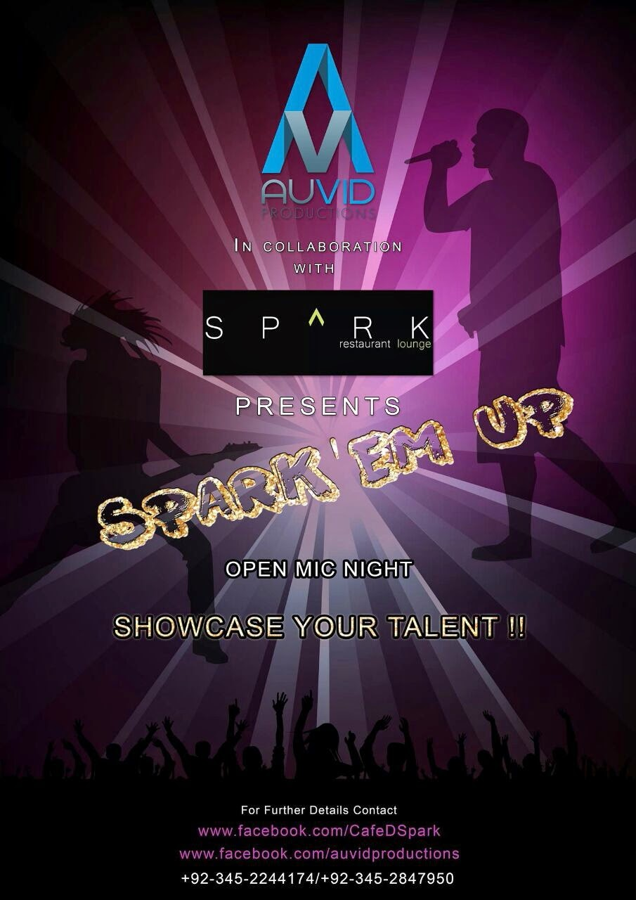 For new bands and solo singers who want to showcase there talent
