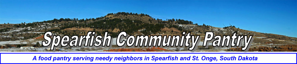 Spearfish Community Food Pantry