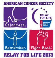 Join Me For Relay For Life