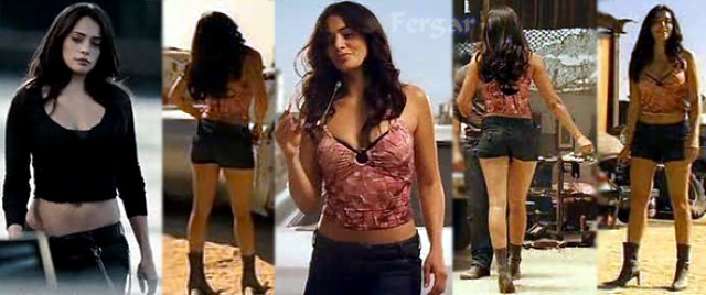 Natalie Martinez Video Shorts Ajustados Con Botas