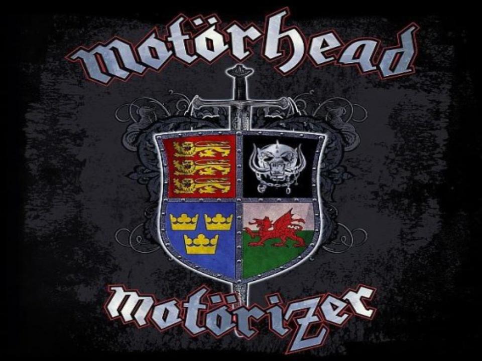 Motörizer Álbum De Motörhead