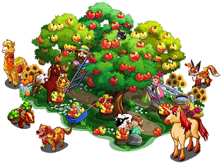 Farmville Autumn Orchard Escapade