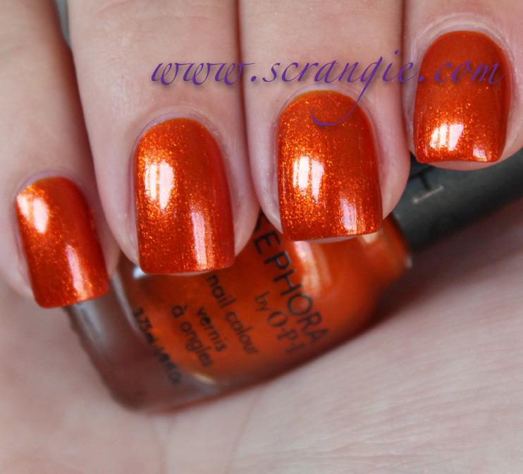 Scrangie: Sephora by OPI Spice Market Mini 4-Piece Nail Polish ...