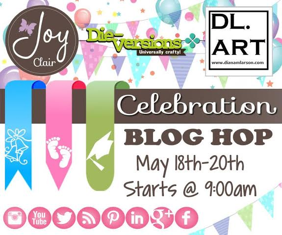 Join Us May 18-20 Die-Versions+ Blog Hop!